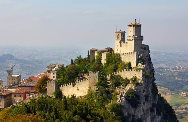 Ottobre 2018 a San Marino
